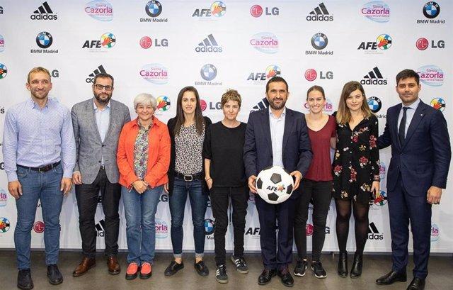 Fútbol.- AFE mantiene un encuentro con representantes del PSOE para explicarles
