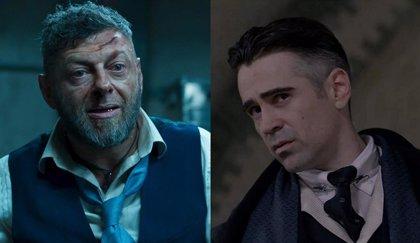 The Batman: Así serían Andy Serkis y Colin Farrell como Alfred y Pingüino