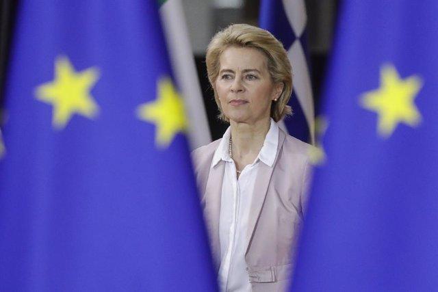 UE.- Von der Leyen acepta a la rumana Adina Valean como comisaria y le asigna la