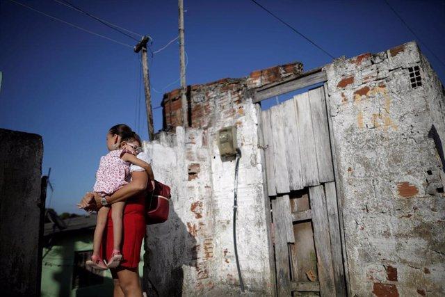 La extrema pobreza en Brasil alcanza su mayor nivel en siete años