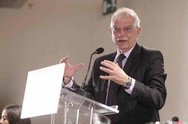 Irán.- España exige a Irán que cumpla los compromisos nucleares contemplados en