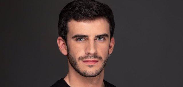 El actor Alejandro Vergara