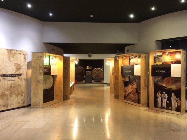 Exposición 'Un viaje planetario. Arte rupestre Patrimonio Mundial'