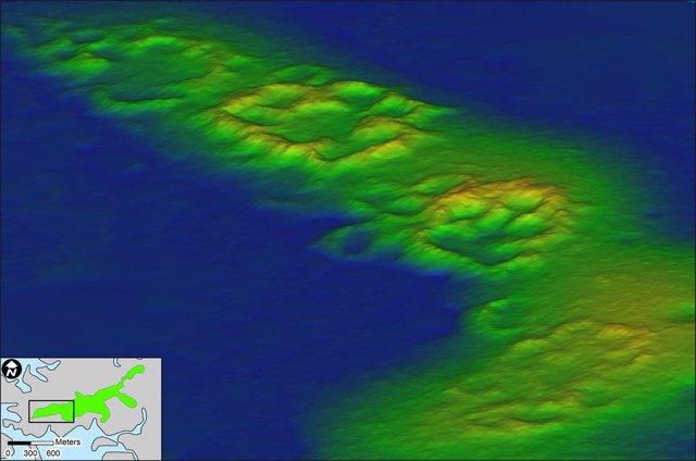 Drones revelan un importante asentamiento precolombino en Florida