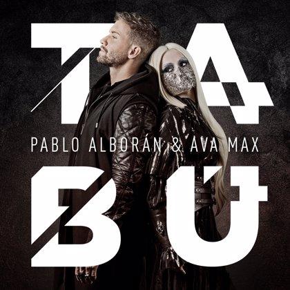 Pablo Alborán lanza 'Tabú', su rompedora colaboración con Ava Max