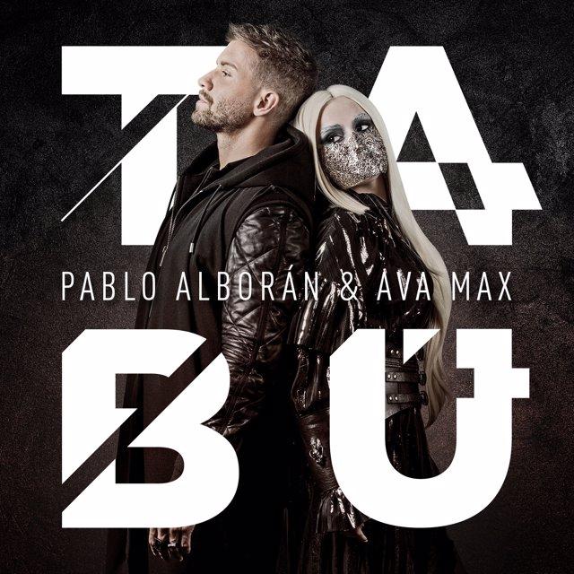 Cultura.- Pablo Alboran y Ava Max anuncian colaboración: 'Tabú'