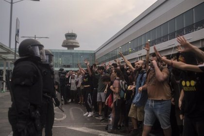 """Los CDR señalaron El Prat como objetivo para buscar una intervención del Ejército: """"Sería una victoria"""""""