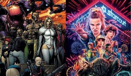 Stranger Things 4 y su guiño a los villanos de X-Men en el primer episodio de la nueva temporada