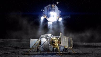Boeing presenta un aterrizador tripulable con base en la órbita lunar