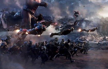 Vengadores: Endgame, en Disney+ desde su lanzamiento