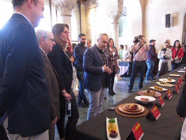Feria de la tapa en Badajoz