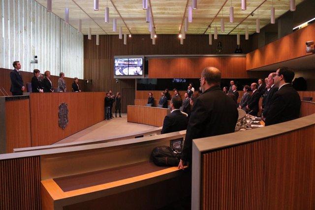 Sessió del Consell General andorrà
