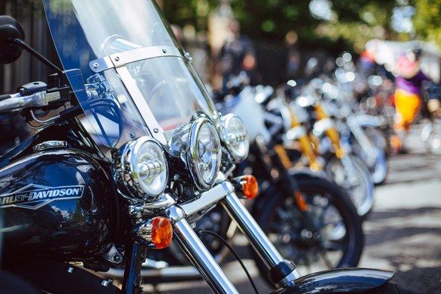 Recurso de motocicletas
