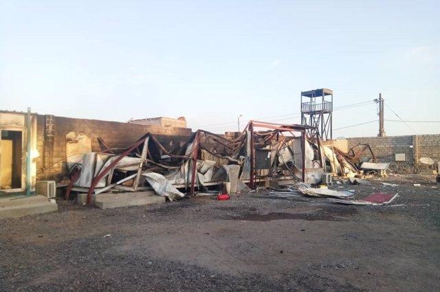 Yemen.- MSF denuncia que uno de sus hospitales ha sufrido daños por un ataque en