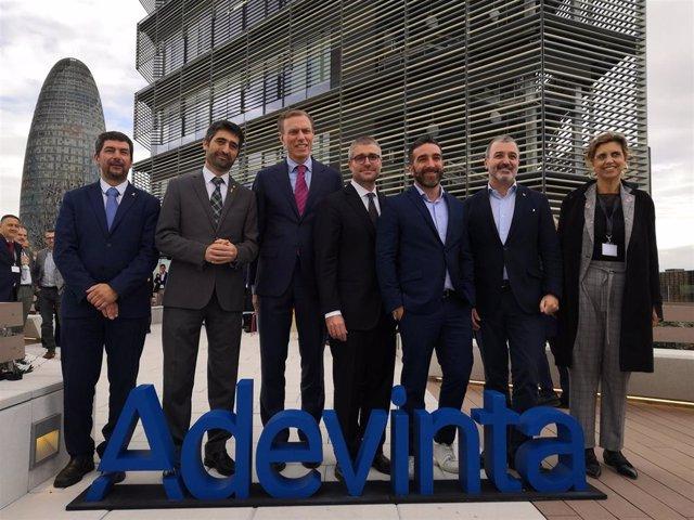 Inauguració oficines d'Adevinta a Barcelona