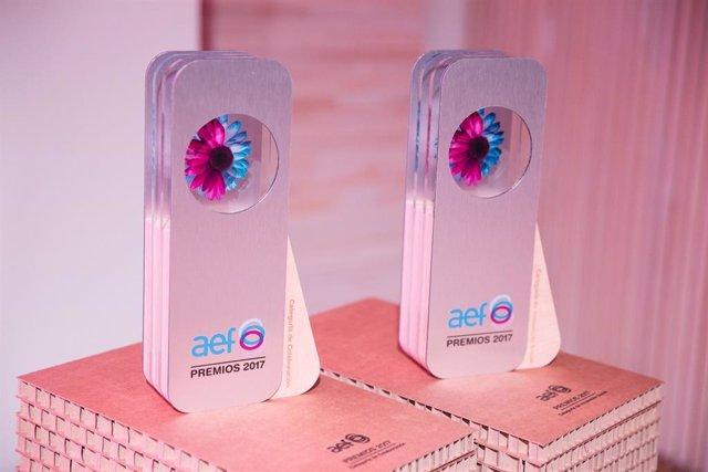IV Premios De La Asociación Española De Fundaciones