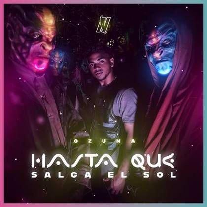 Ozuna apuesta por la fiesta infinita (y extraterrestre) en su nuevo single y videoclip: 'Hasta que salga el sol'
