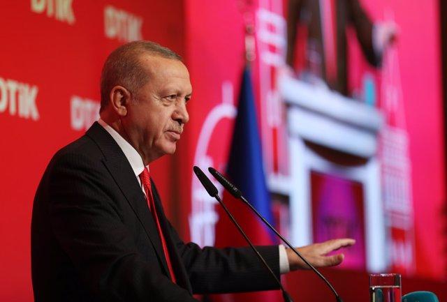 Siria.- Erdogan asegura que uno de los hijos de Al Baghdadi se encuentra bajo cu