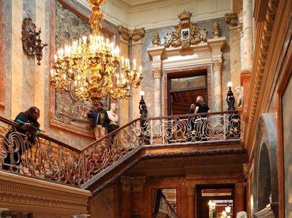 El Museo Cerralbo expone por primera vez ante el público las obras de Rudolf Gerstenmaier