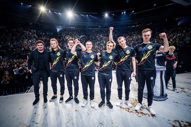 G2 Esports, uno de los equipos que estará en la final de Worlds de League of Legends