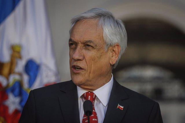 Chile.- Piñera anuncia cambios legales para combatir las barricadas, los saqueos