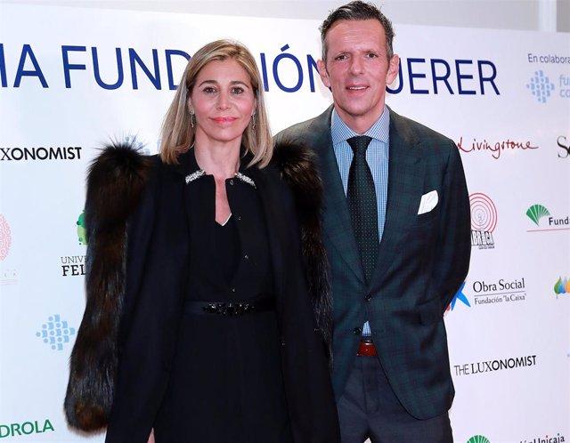 Joaquin Prat y Yolanda Bravo fundacion querer