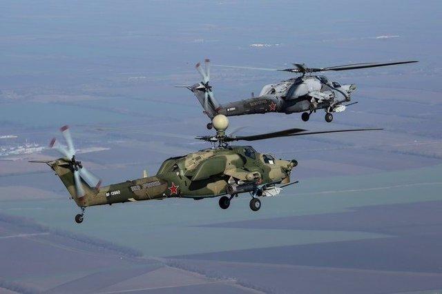 Siria.- Rusia despliega helicópteros militares en el norte de Siria para hacer p