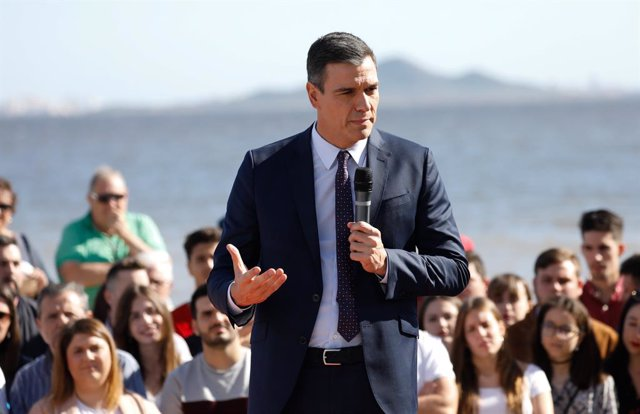 El president del Govern espanyol i líder del PSOE, Pedro Sánchez.