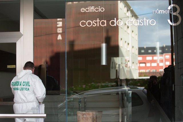 Amigos de la mujer asesinada en Foz (Lugo) confían en recaudar el dinero para re