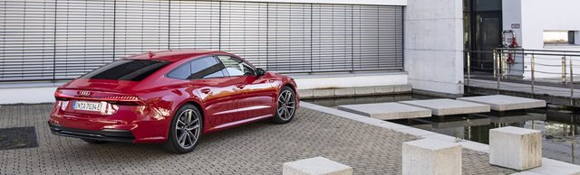 Audi lanza el nuevo A7 Sportback 55 TFSIe quattro híbrido enchufable en España