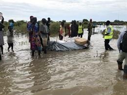 Sudán del Sur.- La ONU pide 61,5 millones de dólares para ayudar a los afectados