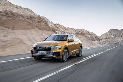 Audi aumenta un 26,8% sus ventas en octubre pero las recorta un 1,2% en el acumulado del año