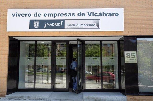 Vivero de Empresas en Madrid