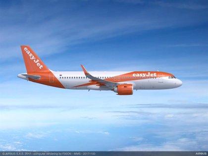 easyJet pone a la venta más de 100.000 vuelos para viajar por Europa durante el próximo otoño