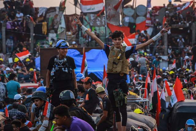 Irak.- La ONU reitera sus críticas a la violencia policial en Irak tras la muert