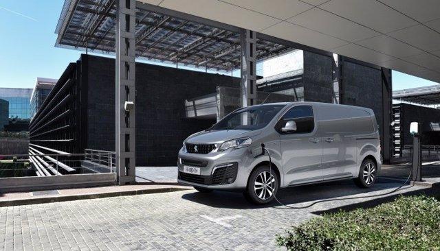 El nuevo Peugeot e-Expert 100% eléctrico llegará en 2020