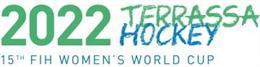 Logo del Mundial de Hockey femenino de Terrassa 2020 de la FIH