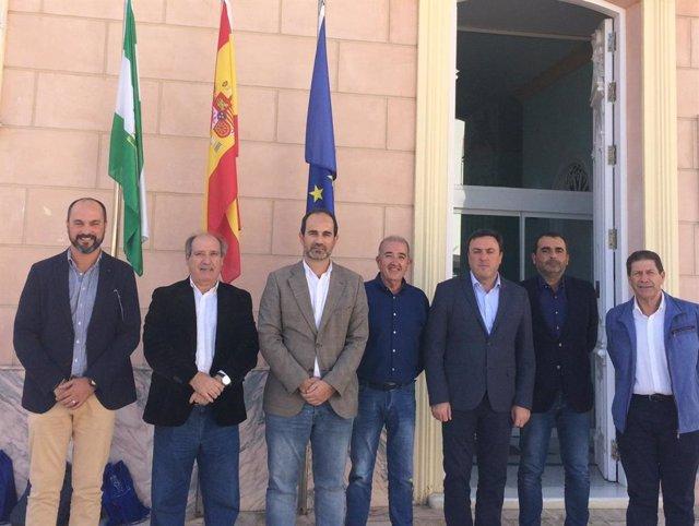 Varios alcaldes conforman la Asociación Nacional de Municipios para una Transición Energética Justa