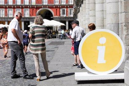 Aumentan un 20,6% entre enero y septiembre los turistas chinos en Madrid