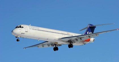 SAS eleva un 3,6% sus pasajeros transportados en octubre