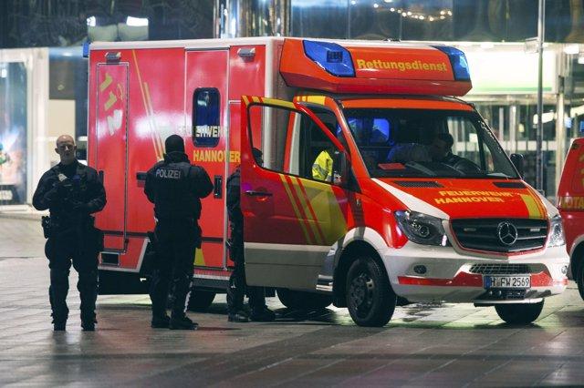 Ambulancia en Alemania