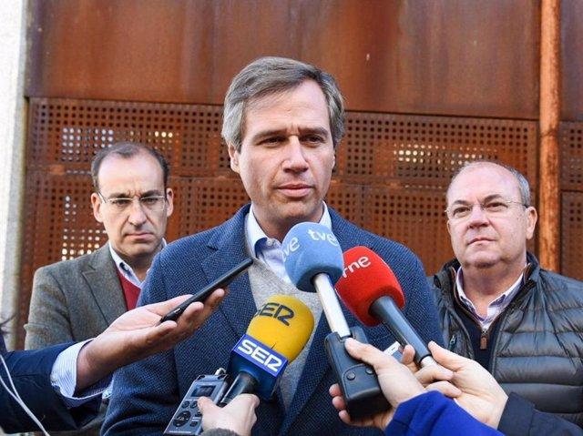 González Terol en Cáceres