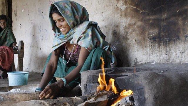 Estudio sobre la contaminación atmosférica en la India