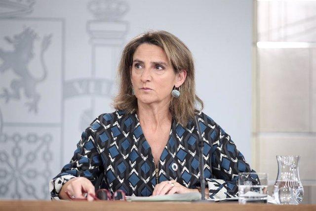 Consejo.- Teresa Ribera preside el Comité organizador de la Cumbre del Clima en