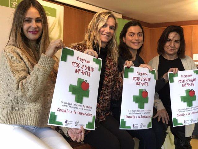 Programa  'Peso y Salud Infantil' del Colegio Oficial de Farmaecéuticos de Cantabria