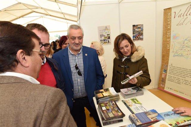 [Grupoextremadura] Diputación Cáceres En La Vii Feria De Apicultura Y Turismo De Las Hurdes