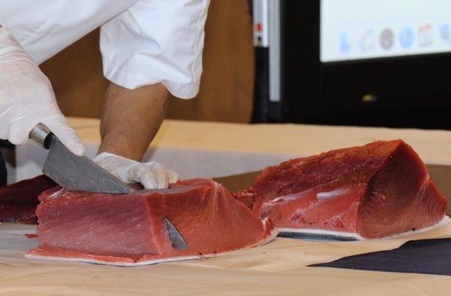 Atún rojo de Balfegó