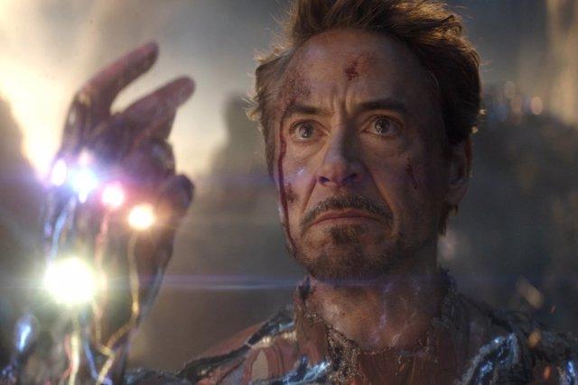 Robert Downey Jr en su última secuencia en el Universo Cinematográfico Marvel