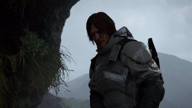 Videojoc Death Stranding per a PS4