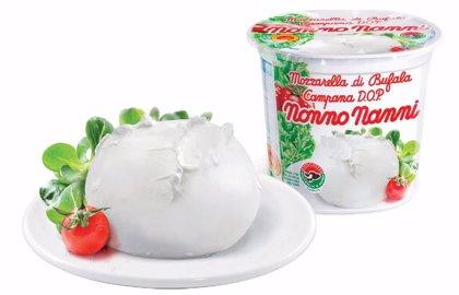 Nonno Nanni, marca italiana de quesos 100% naturales, prevé cerrar 2019 con ventas de 97 millones